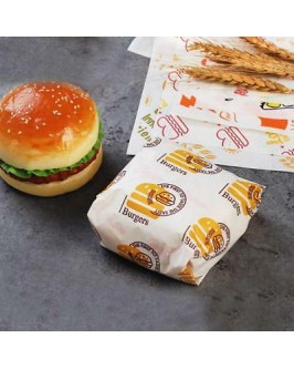 Burger Wrapper